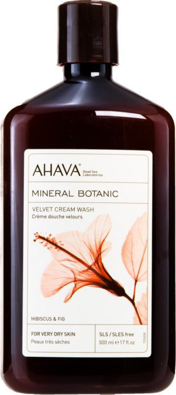 Ahava Hibiscus & Fig Cream Wash 17oz