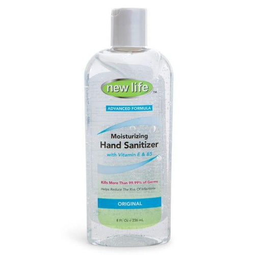 New Life - Hand Sanitizer - 8oz