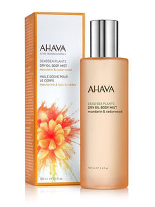 Ahava Mandarin & Cedarwood Dry Oil 3.4oz