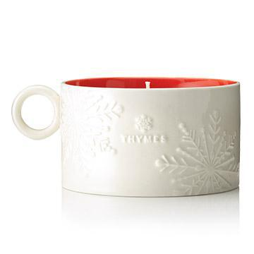 Hot Cocoa  Dark Chocolate Mug Candle 9.5oz