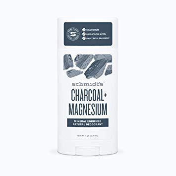 Activated Charcoal Deodorant 3.25oz