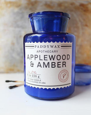 Apple Wood & Amber