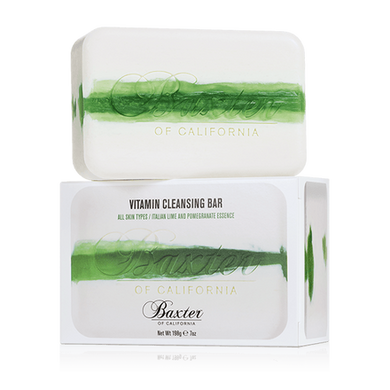 BOC Vitamin Cleansing Bar - Lime/Pomegranate