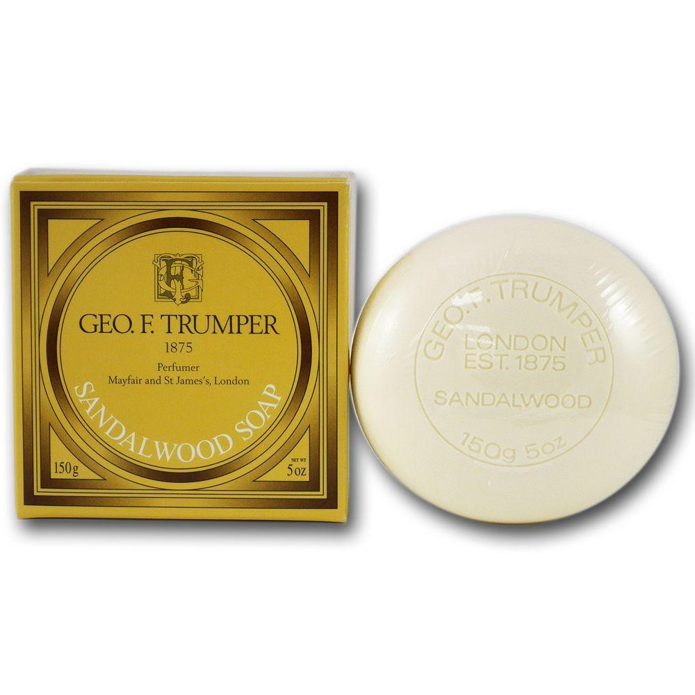 Geo E. Trumper - Sandalwood Soap 2.5oz