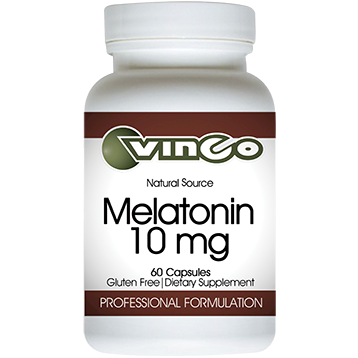 Vinco Melatonin 10mg 60 Capsules