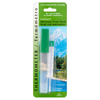 Mercury Free Oral Thermometer (Geratherm)
