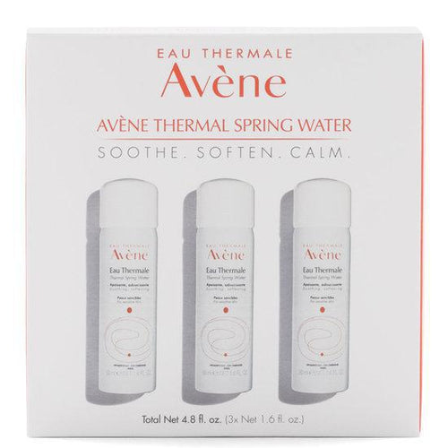 Avene Thermal Spring Water 3 Piece