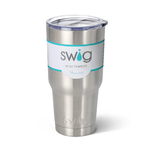 Swig 30oz - Stainless Steal