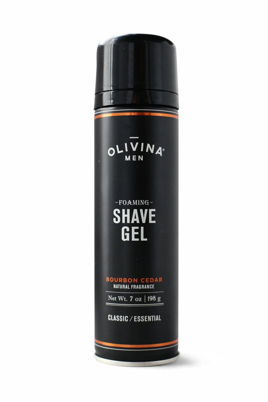 Olivina Foaming Shave Gel 7 oz