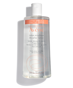 Avene Micellar Lotion Cleanser and Make-up Remover 400ml