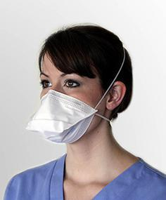 ProGear N95 Particulate Filter Respirator and Surgical Mask - Small - 50ct.