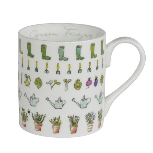 Sophie Green Fingers Mug