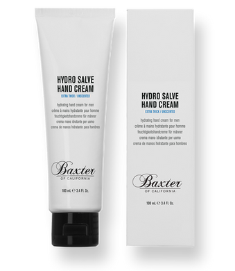 Baxter Of California Hydro Salve Hand Cream