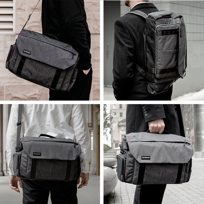 Urban Hybrid Messenger Bag
