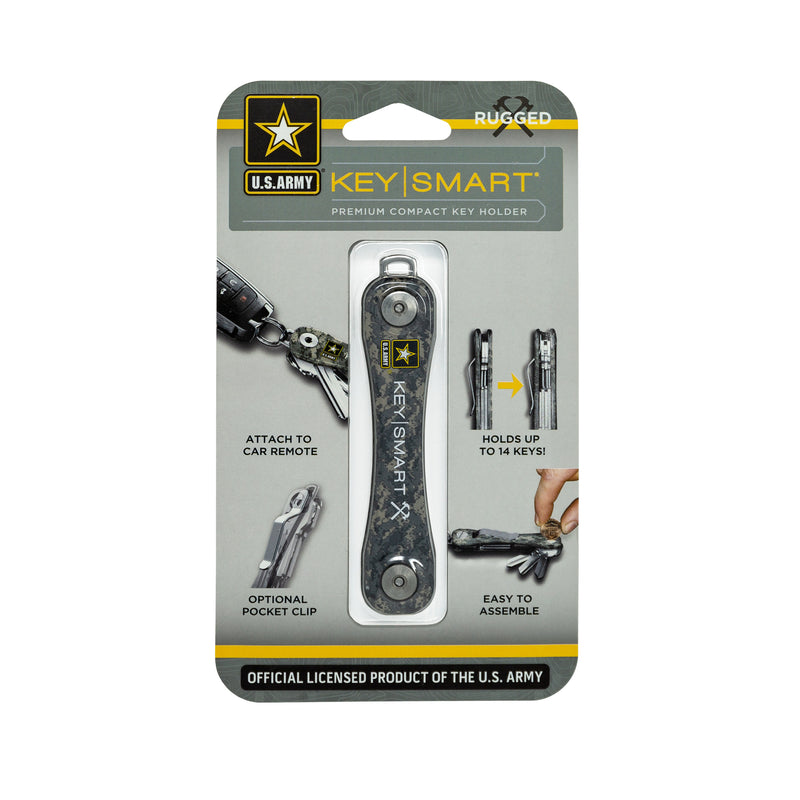 US Army® Licensed KeySmart Rugged