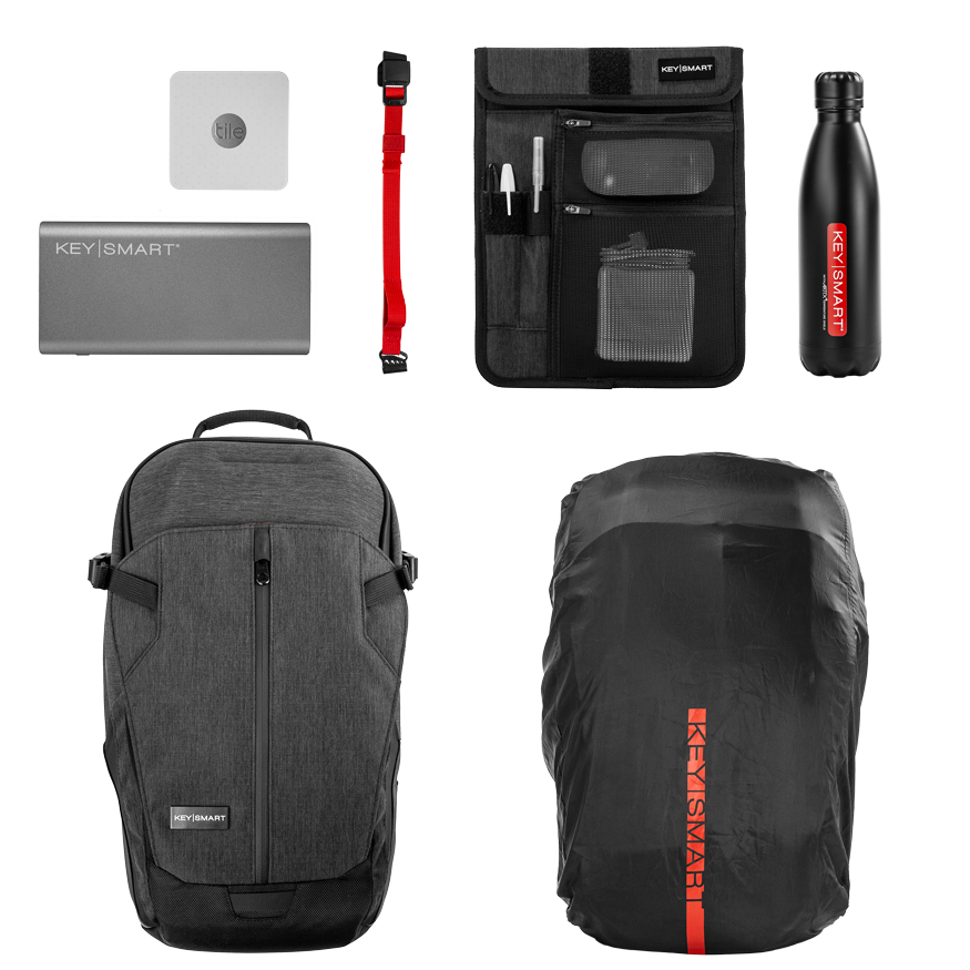 Urban 21 Commuter Backpack Super Bundle