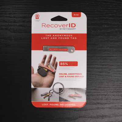 RecoverID