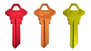 Accessories - SC1 AirKey  (11 Colors)