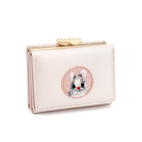 Cute Multi-card Women Wallet