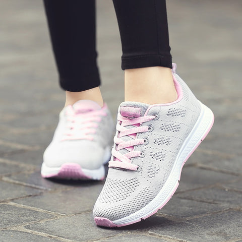 Mesh Breathable Sneakers