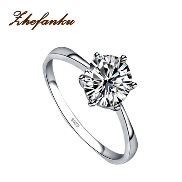 New Fashion High Imitation Silver Plated Ring