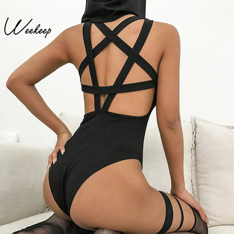 Summer Hooded Romper Women Jumpsuit