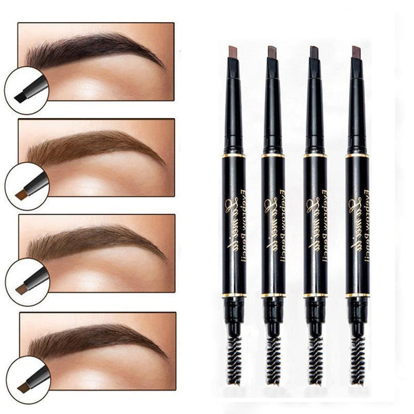 9 Type Natural Eye Brow Long Lasting Paint Eyebrow Pencil