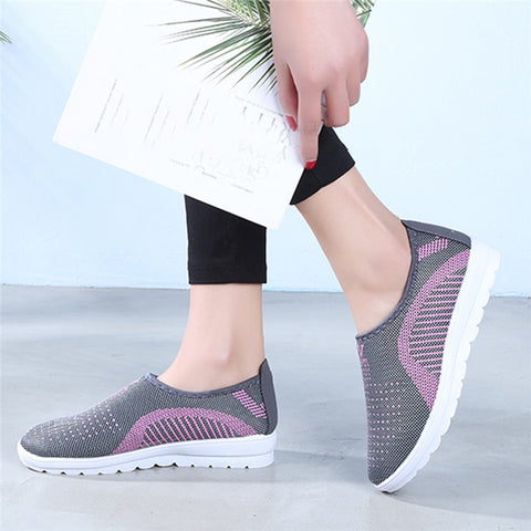 Casual Slip-On Sport Sneaker