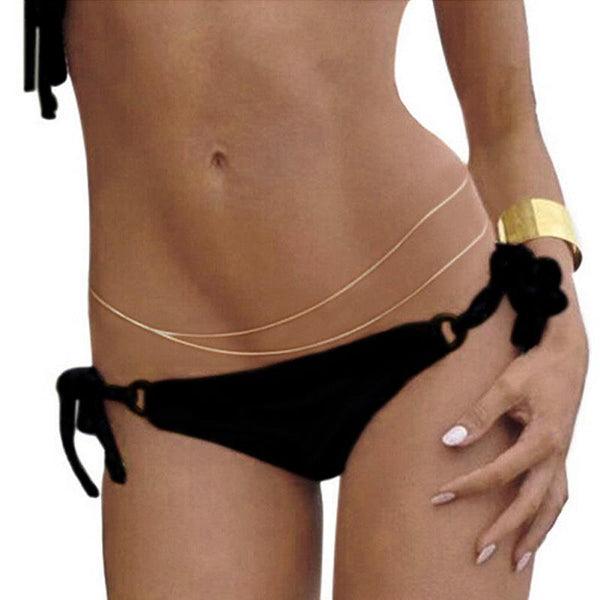 Fashion Bikini Waist Link Necklaces