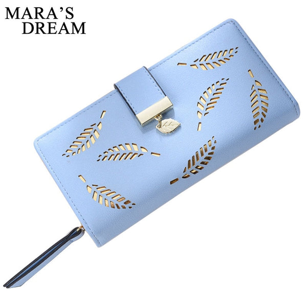 Mara's Dream™ Brand Leaves Hollow Women Wallet