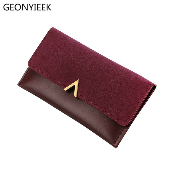 Leather Women Wallets