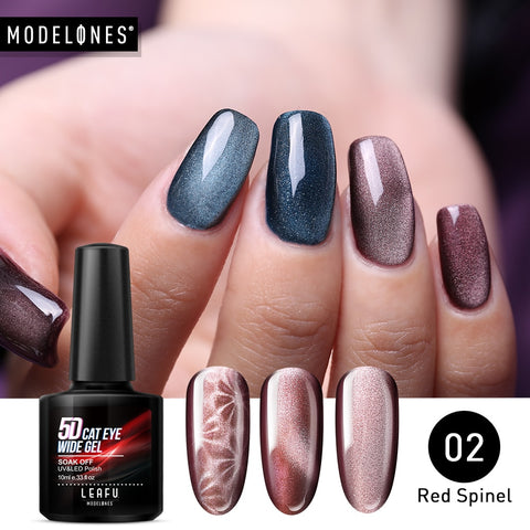 Modelones 10ml Cat Eye Wide UV Gel Nail Polish