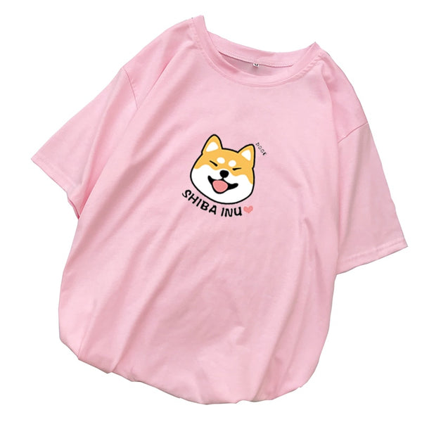 Women Harajuku T-shirt