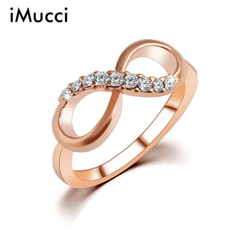 iMucci™ New Design hot sale Alloy Crystal Rings
