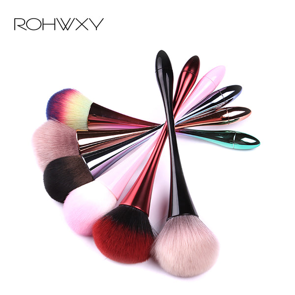 ROHWXY Nail Polish Nylon Brush For Manicure