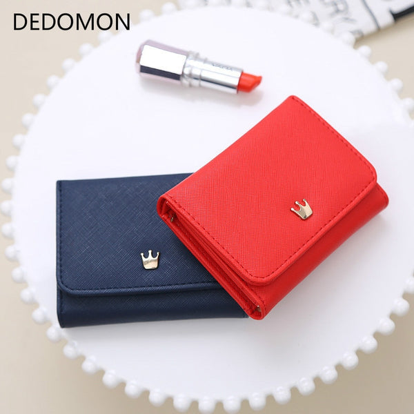 PU Leather Female Coin Purse
