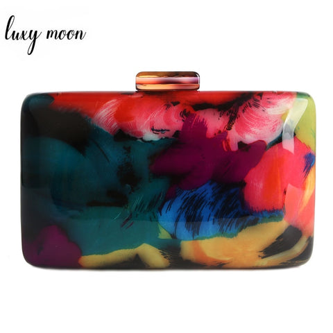 New Clutch Bag Female Evening Bags