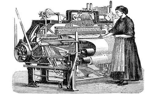 The evolution of the manufacturing process in the fashion Industry