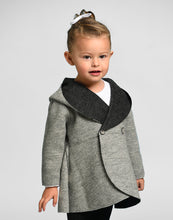 Load image into Gallery viewer, Girl Sofilu Baby Alpaca Reversible Cape