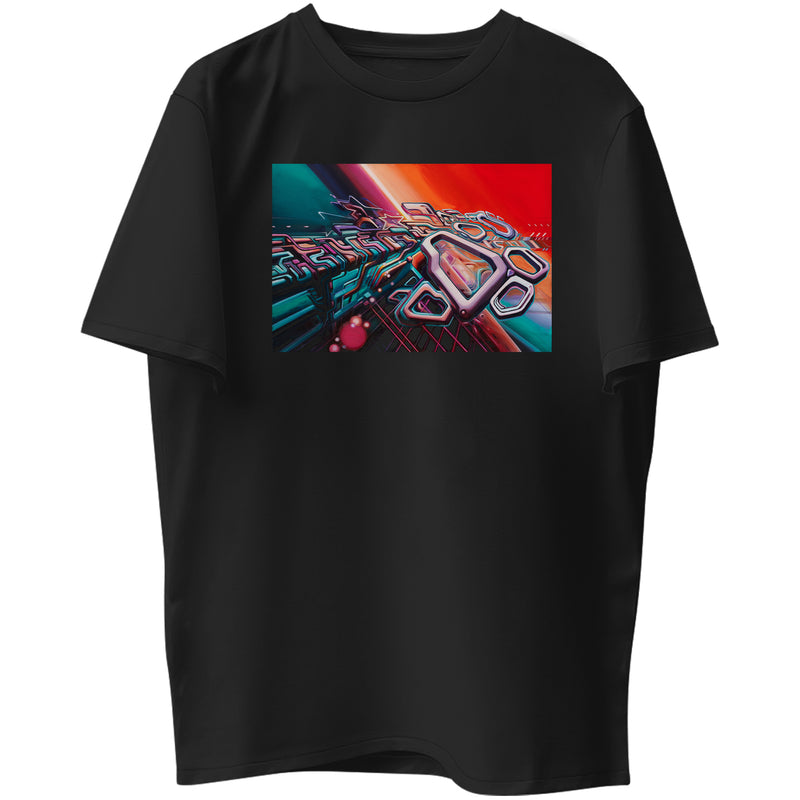 CA Arcade Graphic Tee