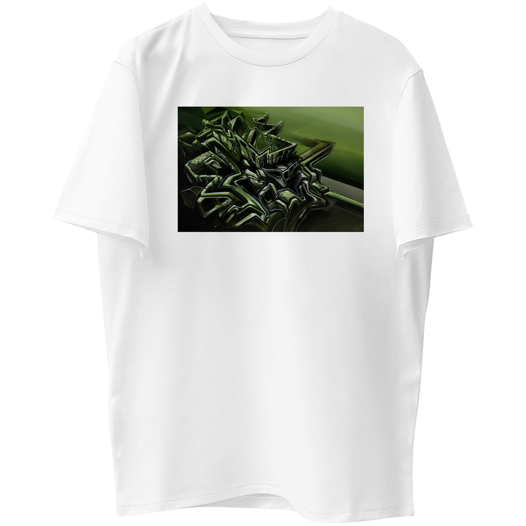 Snake Puzzle Graphic Tee