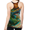 Sunflower Racerback Tank