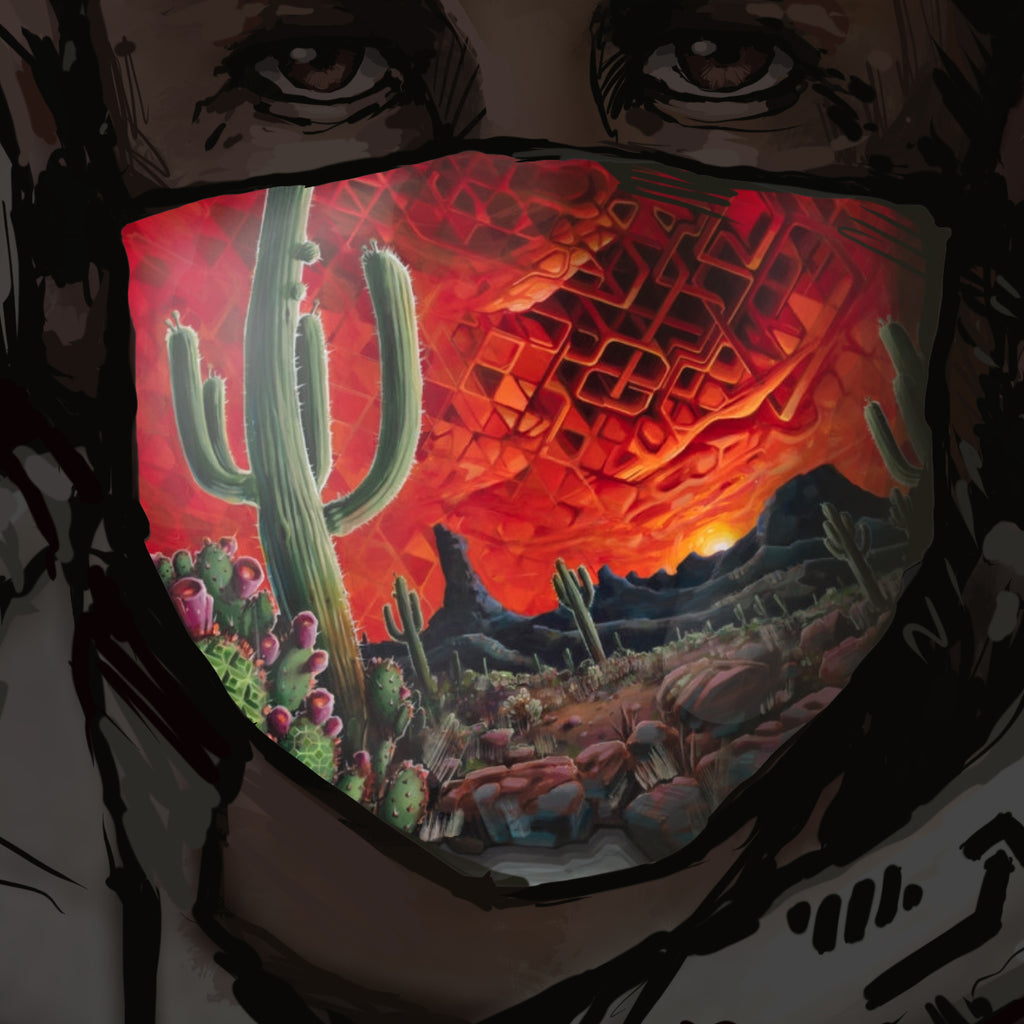 Tucson Face Mask