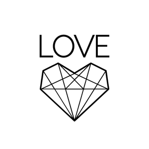 Love Crystals - Made with Love