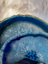 Load image into Gallery viewer, Agate Blue Pack Coaster 4 Pieces