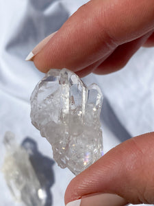 Clear Quartz Cluster Small