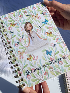 Dreams are Magical Notebook