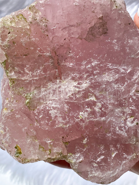 Rose Quartz Natural Chunk 1844g