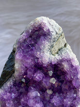 Load image into Gallery viewer, Amethyst CutBase Cluster 830g