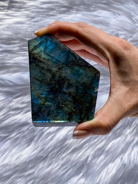 Labradorite Freeform Polished 312g